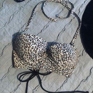 VS The Flirt corset style longline bandeau 🏖️